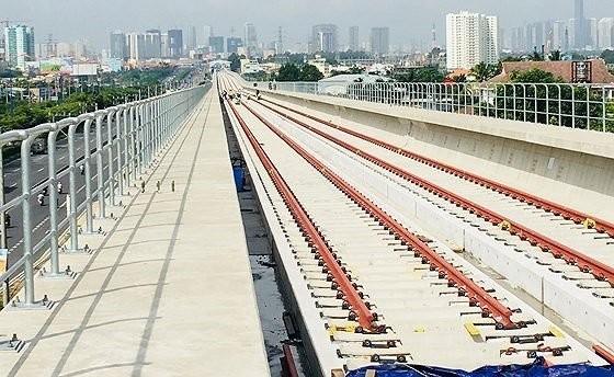 Tuyến Metro số 2 Bến Thành - Tham Lương nối dài đến Thủ Thiêm