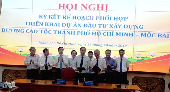 Phấn đấu hoàn thành cao tốc TPHCM-Mộc Bài dịp 30-4-2025