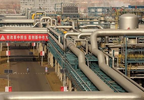 Trung Quốc đã nới lỏng các hạn chế đầu tư nước ngoài vào lĩnh vực dầu khí. (Nguồn: UPI)
