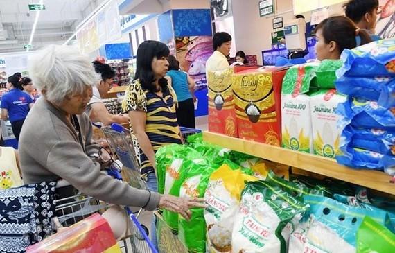 Chỉ số CPI tháng 10 của Thành phố Hồ Chí Minh tăng 0,38%. Ảnh minh họa. (Nguồn: TTXVN)