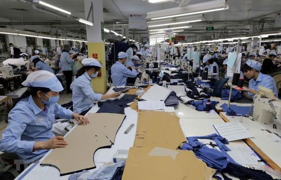 Năm 2017, có 68% dân số Việt Nam trong độ tuổi từ 15-64 (độ tuổi hoạt động kinh tế) tương đương khoảng 65 triệu người. (Ảnh: Trần Việt/TTXVN)