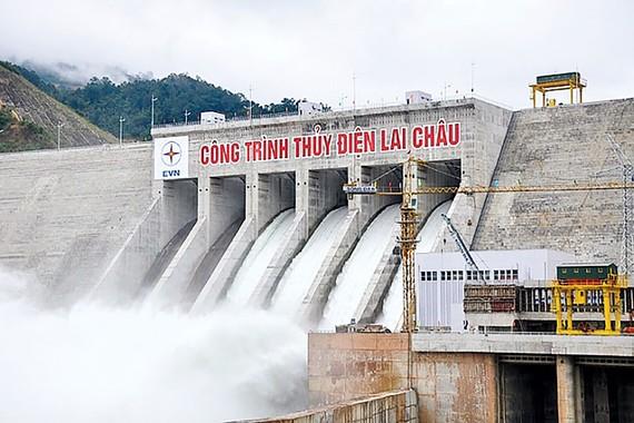 S99 từng là doanh nghiệp tham gia vào công trình thủy điện Lai Châu.