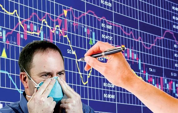 Thị trường tài chính trong tâm bão corona
