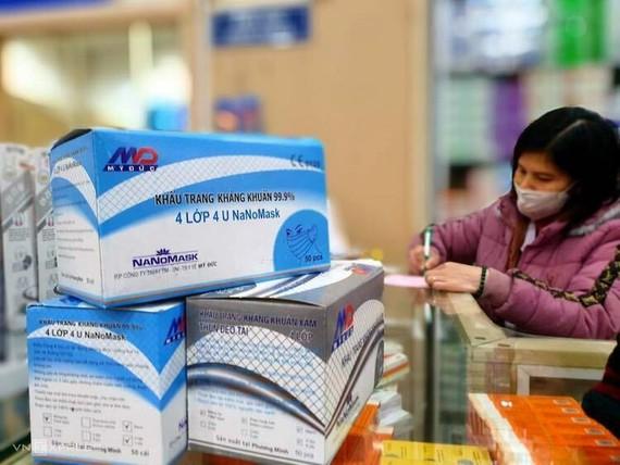 TPHCM: Xử lý nghiêm hành vi găm hàng, tăng giá khẩu trang y tế