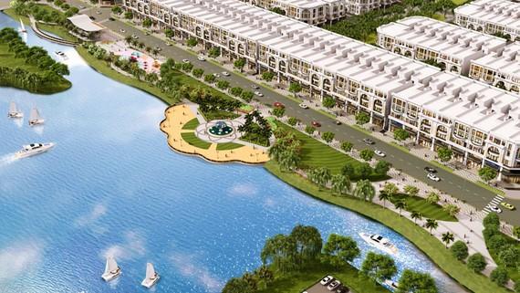 2.500 tỷ đồng xây 10 công trình tiện ích tại khu đô thị Vạn Phúc