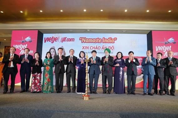 Vietjet công bố 5 đường bay thẳng tới Ấn Độ