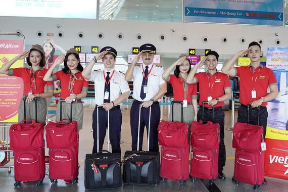 Vietjet giảm 50% giá vé các đường bay đến hết tháng 2