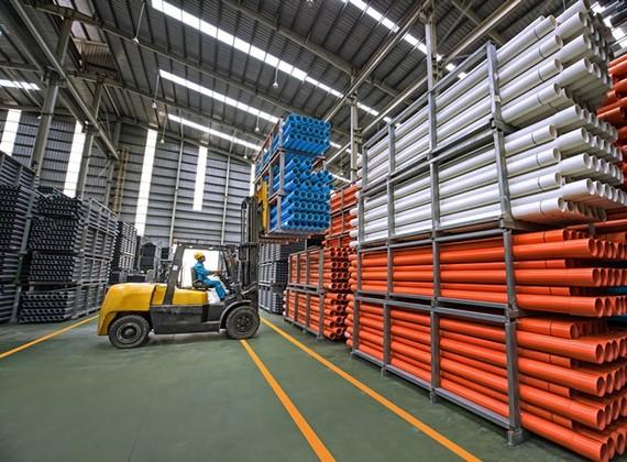 Hoa Sen xuất khẩu lô hàng 10.000 tấn tôn đến Châu Âu