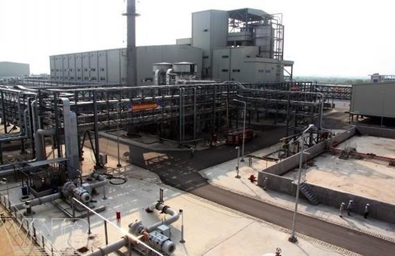 Nhà máy sản xuất xơ sợi polyester Đình Vũ, một trong 12 dự án chậm tiến độ, kém hiệu quả của Bộ Công Thương. (Nguồn: Báo ảnh Việt Nam)