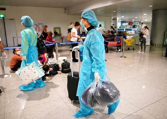 Nghiêm túc cách ly y tế người nhập cảnh từ các vùng dịch