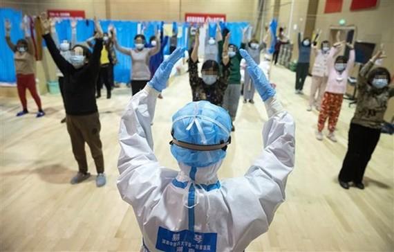 Trung Quốc ghi nhận thêm 125 ca nhiễm COVID-19, 31 ca tử vong