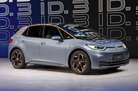 British Gas và Volkswagen hợp tác cung cấp nhiên liệu ô tô điện