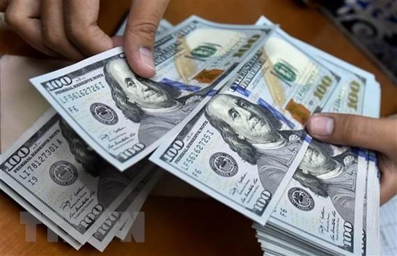 Đồng USD. (Ảnh: AFP/TTXVN)