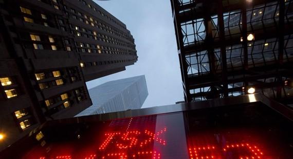 Thị trường chứng khoán Canada lao dốc mạnh nhất kể từ năm 1987