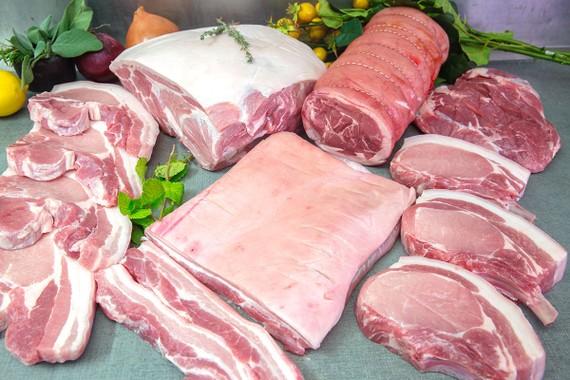 Thuế nhập khẩu thịt heo sẽ giảm