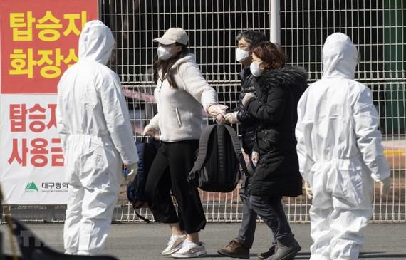 COVID-19: Số ca nhiễm mới trong ngày ở Hàn Quốc thấp nhất 2 tuần qua