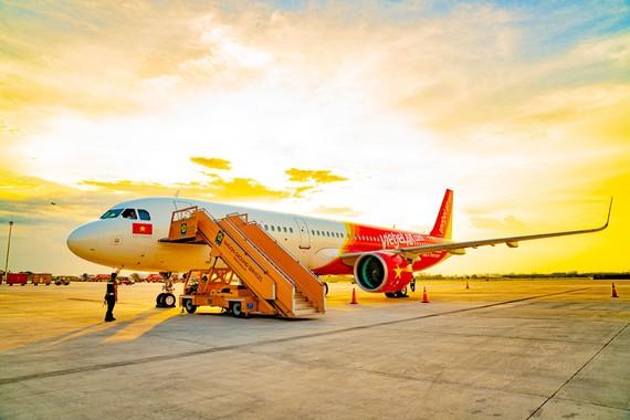 Vietjet giảm giá vé máy bay tới 70%