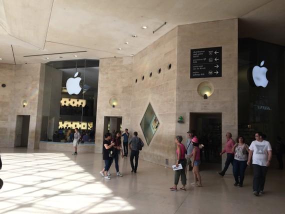 Pháp phạt Apple 1,2 tỷ USD vì chống độc quyền