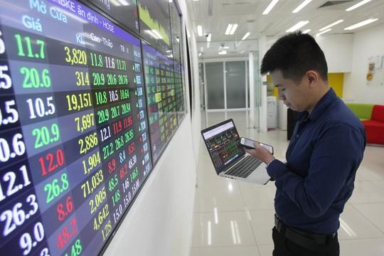 VN Index lại giảm sốc