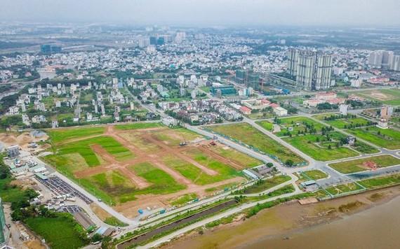 Công khai kết quả dự án đã thực hiện xong kế hoạch sử dụng đất hàng năm