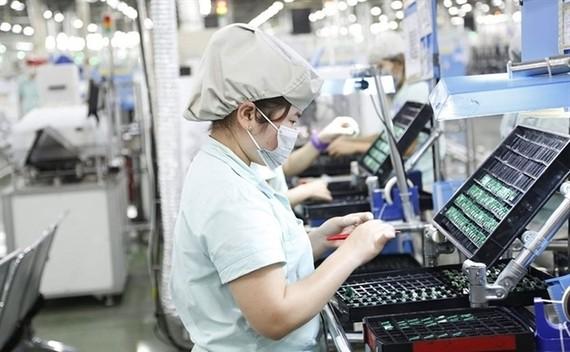 Vốn FDI quý 1: Bằng 79% so cùng kỳ năm trước