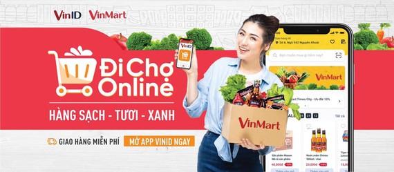 Đi chợ online miễn phí giao nhận cho các đơn hàng có giá trị trên 300.000 đồng.