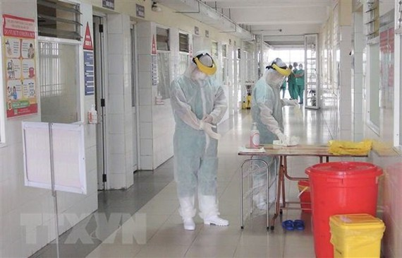 Việt Nam ghi nhận 204 trường hợp mắc COVID-19