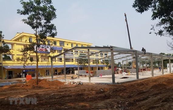 Chuẩn bị phương án xây dựng bệnh viện dã chiến phòng dịch COVID-19