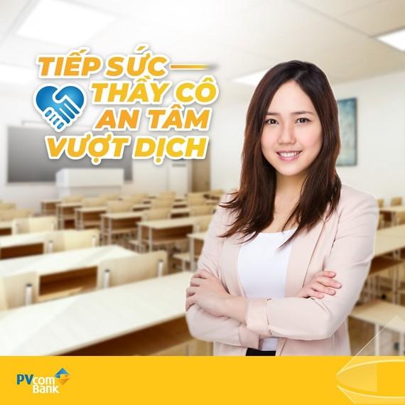 PVcomBank cho vay ưu đãi ngành giáo dục giúp vượt qua khủng hoảng Covid-19