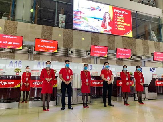 Vietjet tăng chuyến bay từ ngày 16-4