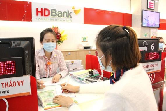 Hưởng 5 ưu đãi khi mua sắm tại HDBank