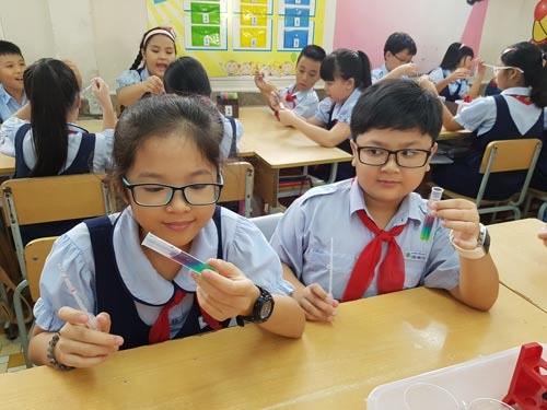 TPHCM: Lịch cụ thể thời gian học sinh từng khối lớp đi học lại
