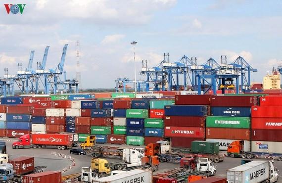 Cảng Cát Lái, Quận 2, TP HCM.