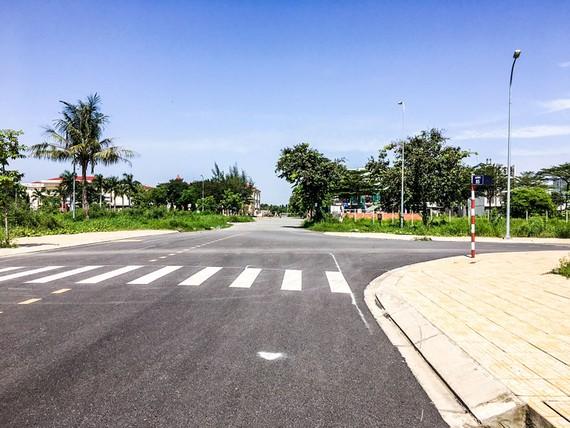 Một góc khu dân cư Bình Chiểu, quận Thủ Đức.