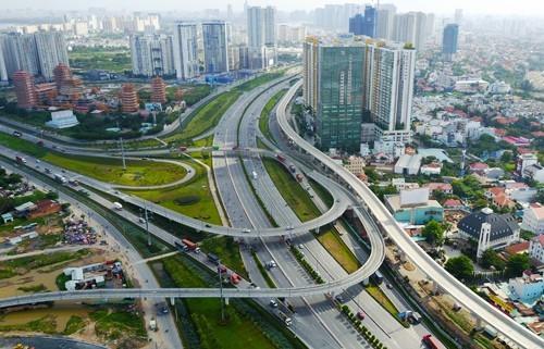 Khép kín hệ thống hạ tầng giao thông TPHCM