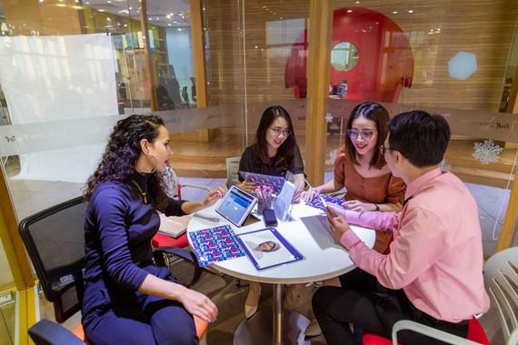Wall Street English Việt Nam chuyển đổi đầu tư