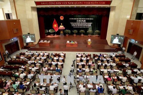 Nhiều nội dung được thảo luận tại Kỳ họp 20 HĐND TPHCM khóa IX