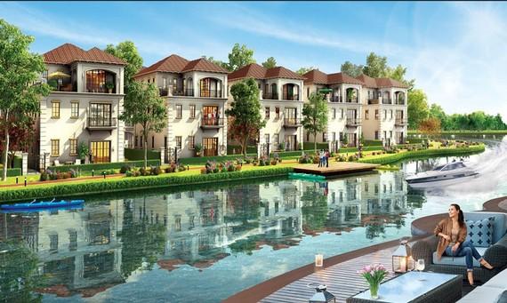 Aqua City – Đô thị sinh thái thông minh nổi bật tại Đồng Nai