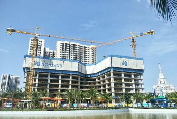 HBC đứng đầu top 10 nhà thầu xây dựng uy tín 2020