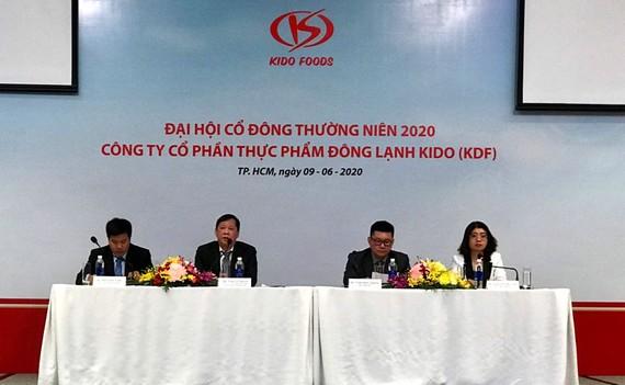 KDF thông qua kế hoạch sáp nhập vào KDC với tỷ lệ hoán đổi 1:1,3