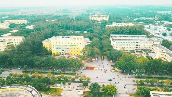 Trường ĐH Trà Vinh môi trường lý tưởng