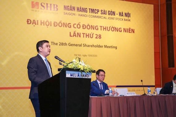 SHB dự kiến tăng vốn điều lệ lên 19.314 tỷ đồng
