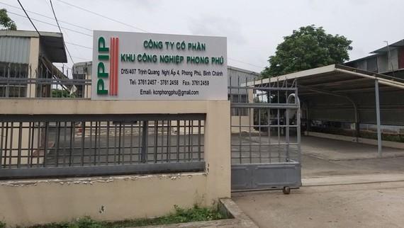 Trụ sở CTCP Khu Phong Phú