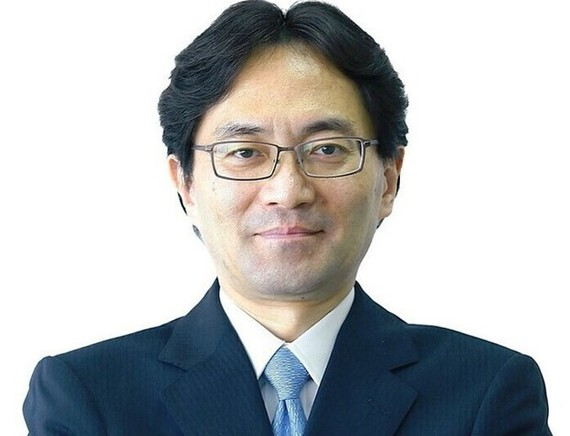Ông Yasuhiro Saitoh, tân Chủ tịch Hội đồng quản trị Eximbank