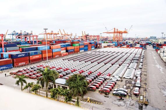 Một lượng lớn ô tô nhập khẩu từ 2019 nay đã đổ vào thị trường Việt Nam.