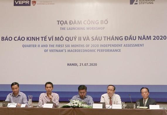 VEPR: Tăng trưởng kinh tế Việt Nam có thể đạt 3,8%
