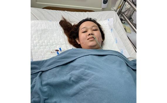 Bệnh nhân ổn định sau khi phẫu thuật thành công