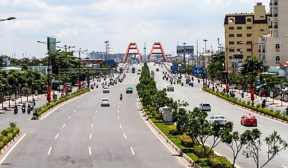 Đường Phạm Văn Đồng là dự án BT thành công của TPHCM.