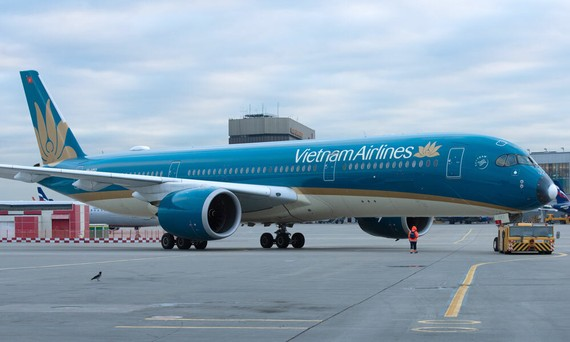Vietnam Airlines tạm dừng khai thác chuyến bay đến, đi từ Đà Nẵng
