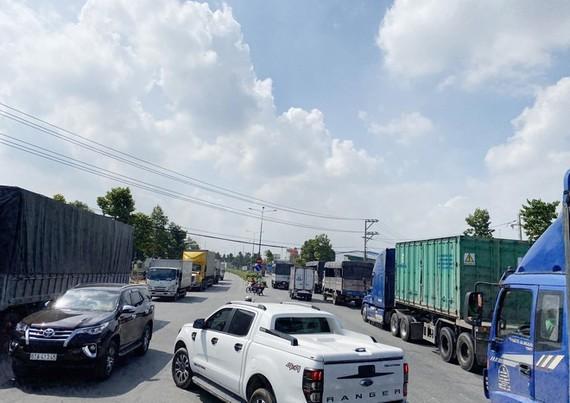 Đường Mỹ Phước - Tân Vạn qua TP.Thuận An dự kiến sẽ đặt trạm thu phí